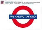 불꺼진 에펠탑…런던 테러에 전세계 애도 물결