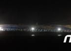 [사진]세월호, 반잠수식 선박에서 막바지 작업