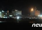 [사진]세월호 품은 반잠수식 선박