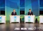 토론하는 민주당 대선 경선후보들