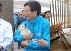 동물권 명시·진료비 기준… 5인의 '반려동물' 공약은?