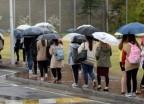 [내일 날씨]마스크에 우산도 쓰고…황사 비 내려요