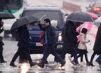 [오늘 날씨]출근길 마스크, 퇴근길엔 우산 챙기세요