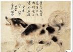 조선시대 그림 속 귀한 '얼룩삽살개'… 300년만에 복제 성공
