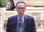 박근혜-최순실 재판 증인 출석하는 주진형