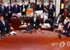 국회의장-4당원내대표, 첫 정례회동
