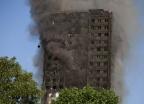 英 그렌펠 타워 화재 여파…아파트 800여가구 대피령