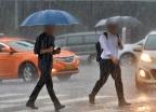 """[내일 날씨]전국 흐리고 곳곳서 비…""""우산 챙기세요"""""""