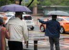"""[오늘 날씨]전국 흐리고 가끔 비…""""일부지역 천둥·번개"""""""