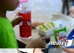 """학교 비정규직 파업에 '급식대란'…""""오늘은 컵라면 먹는날"""""""