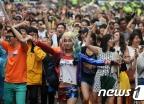 성 소수자들의 행진 '퀴어문화축제'