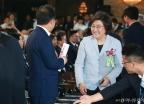 제헌절 경축식 참석한 이혜훈-홍준표 '못본척'