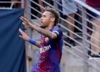 바르셀로나, 유벤투스 2-1 격파…네이마르 '멀티골'