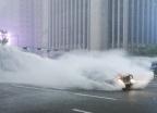 [포토is…]물 들어찬 식당·고립된 낚시꾼… 수도권 '물폭탄'