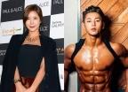 김준희, 16세 연하 보디빌더 이대우와 열애중