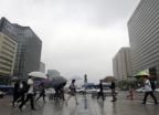 [내일 날씨]중부지방 밤부터 '비'…서울 낮 32도