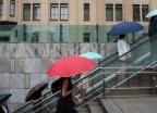"""[내일 날씨]전국 흐리고 비…""""산사태·침수피해 주의"""""""