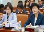 환노위 출석한 김영주-김은경 장관