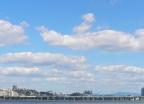 [내일 날씨]전국 구름, 차차 맑아져…낮 최고 26도