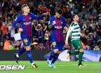 바르셀로나, 에이바르에 6-1 대승…메시 '4골 폭발'