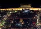 '촛불집회' 참여한 대한민국 국민들, 獨 인권상 받는다