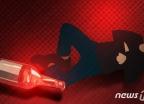 데이트폭력 피해여성 성폭행 시도 혐의 경찰관 농약 마셔