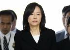 조윤선, 블랙리스트 항소심 첫 공판 출석