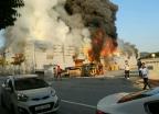충주 건축자재 공장 화재…11억원 재산피해