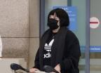 에이미, 강제추방 2년만에 한국 입국…왜?