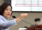 박영선, 수출입銀 '다스 특혜대출 의혹' 질의