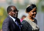 짐바브웨 쿠데타 부른 영부인 '구찌 그레이스'는