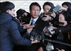 '군 댓글공작' 김태효 전 비서관, 검찰 출석