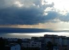 제주 서귀포 남쪽 해상서 '용오름 현상' 발생