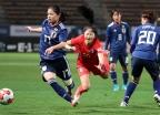 여자축구 이민아 활약에도 일본에 2-3 석패