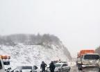 서해안고속도로서 26중 추돌사고···1명 사망·8명 부상