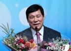 허구연, 2017 일구대상…양현종·최정 투타 최고 선수상