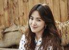 송혜교, 광고 촬영 위해 중국행…결혼 후 첫 일정
