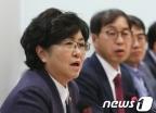 [사진]김은경 환경장관 '미세먼지 대책회의'