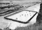 [사진]임진클래식 '전장에서의 아이스하키 경기를 그대로'