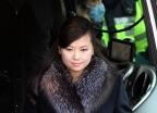 '털목도리·꽃무늬 집게핀'…北 현송월의 패션은?