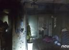 경남 창원 아파트서 화재…80대, 의식 잃은 채 병원 이송