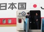 日아베 총리, 평창 개막식 참석차 방한