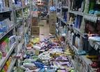 [포토is…] 포항서 '또' 지진… 시내 곳곳 아수라장