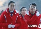 북한 응원단