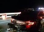 괴산서 교통사고로 5명 부상…2차 추돌로 이어져