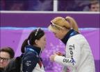 올림픽 최하위 마감한 女 팀추월