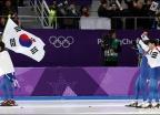 2회 연속 은메달 획득한 男 팀추월