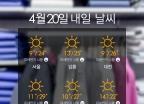 [내일뭐입지?] 초여름 날씨, 금요일 멋쟁이는 '레드'