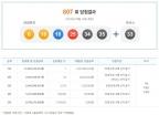 '24억' 로또 대박 1등 7명… 배출 명당은?