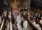 달라진 英왕실…'흑인 주례-팝송 축가'해리 왕자·마클 결혼식